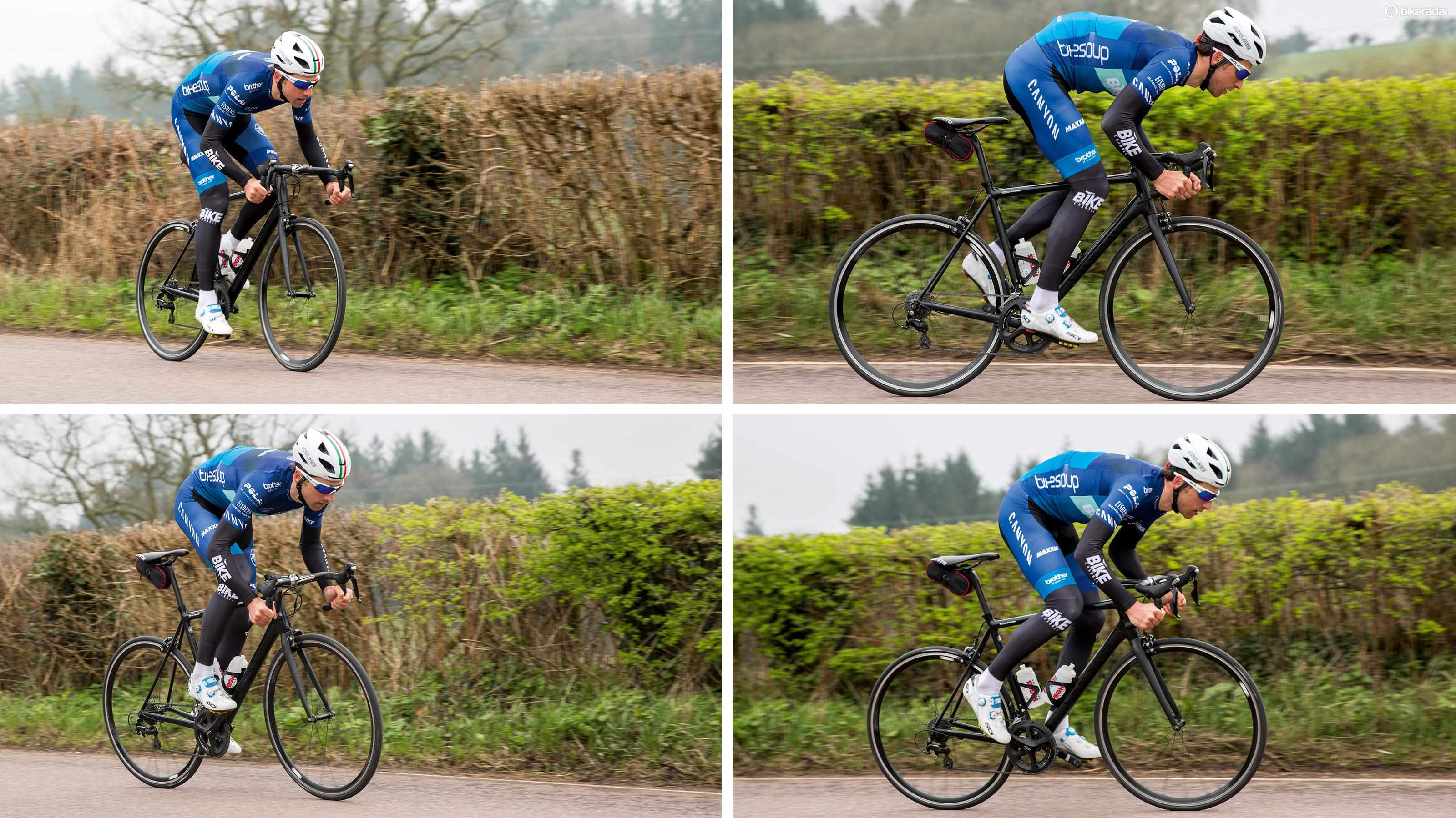 How to get aero like Mark Cavendish