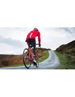 Build up for longer days on the saddle