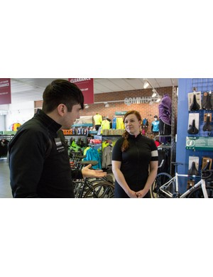 The bike fitter may make additional recommendations at the end of the process for specific products that may help further improve the bike fit or ride experience