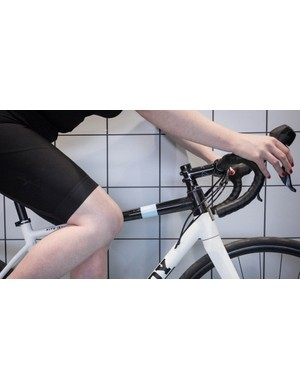 Further refinements such as adjusting the brake reach can be made once the major adjustments have been done