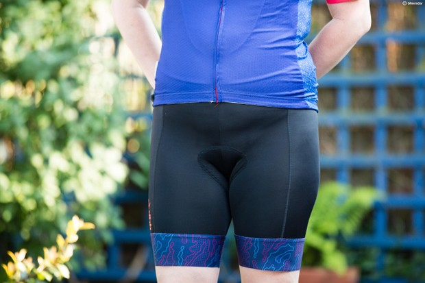 dhb blok women's bib shorts