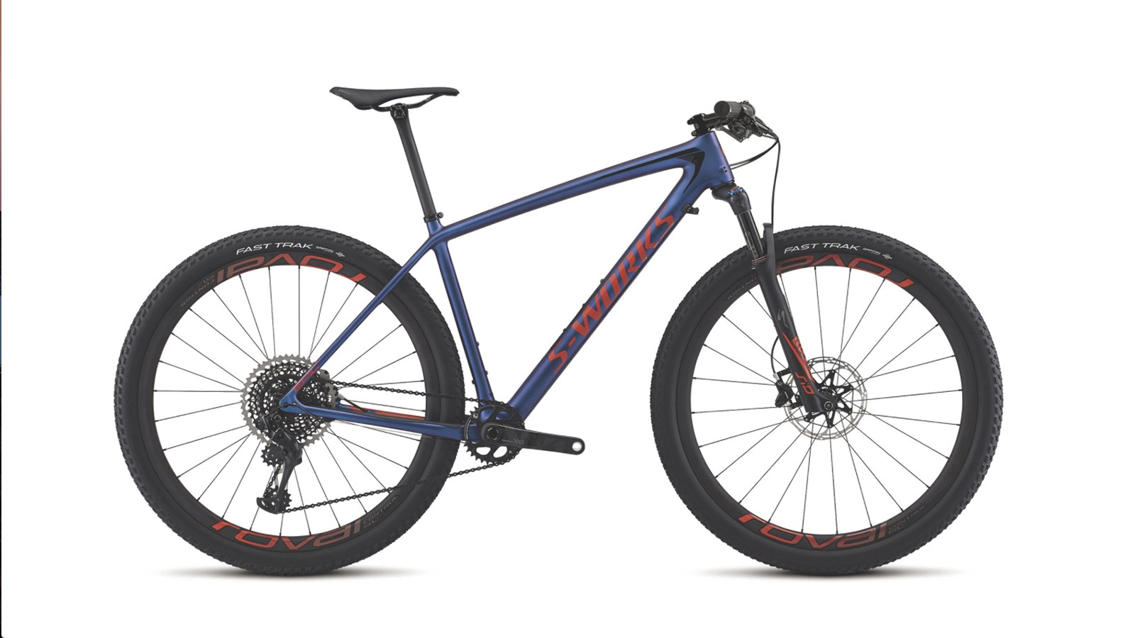 The complete bike is said to be well under 20lbs, according to Specialized