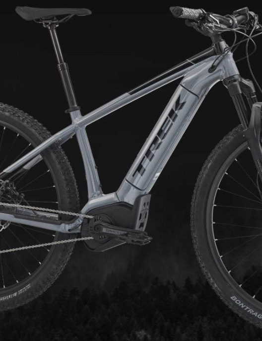 Trek's hardtail lineup comes with 29in wheels on larger sizes and 650b on smaller ones