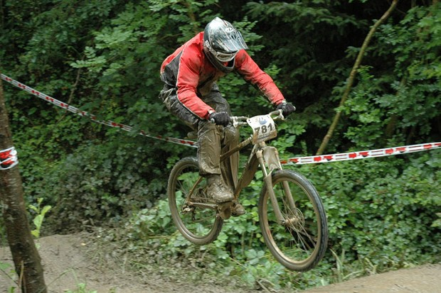 Hardtail action from last year's British champs at Rheola