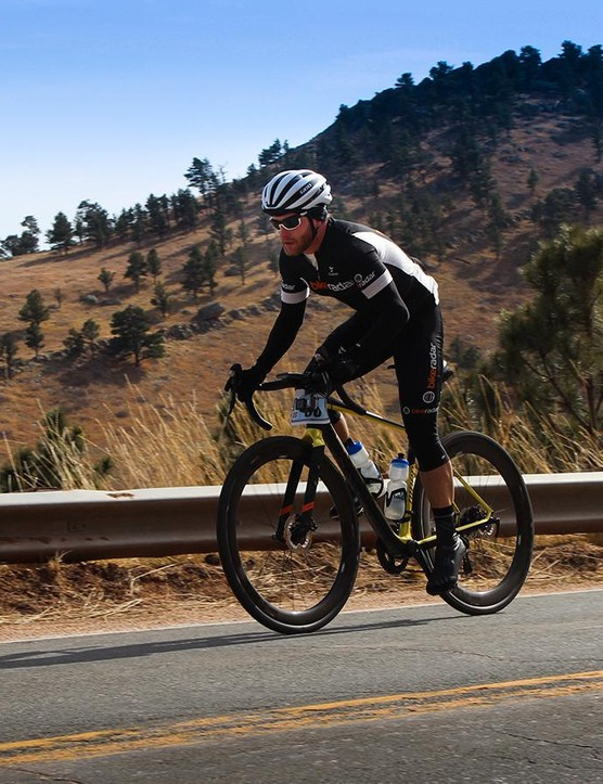 Niner's RLT 9 RDO feels like a race-bred machine when stomping on the gas