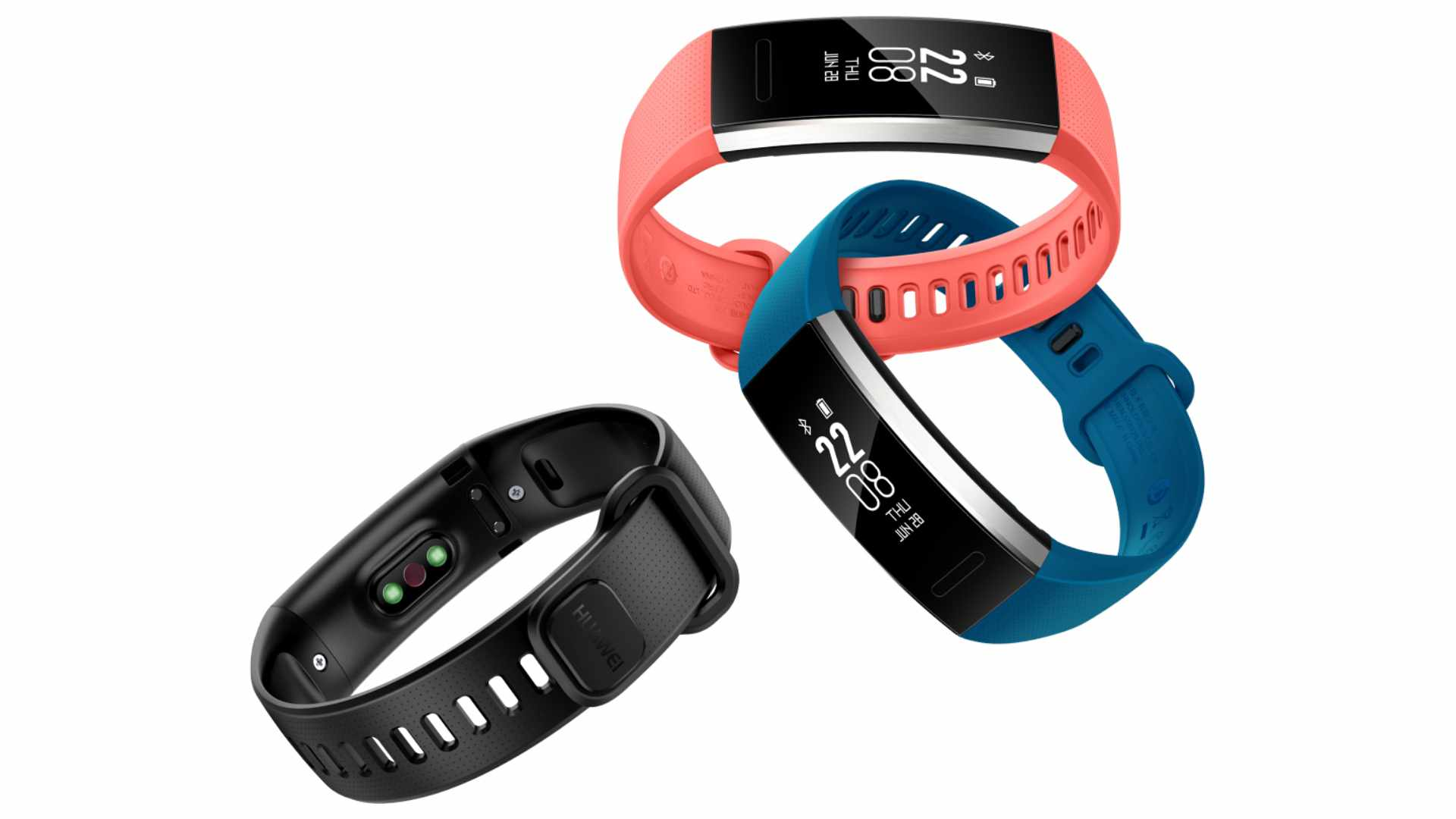 The new Band 2 Pro from Huawei offers features designed to help the athlete-in-training