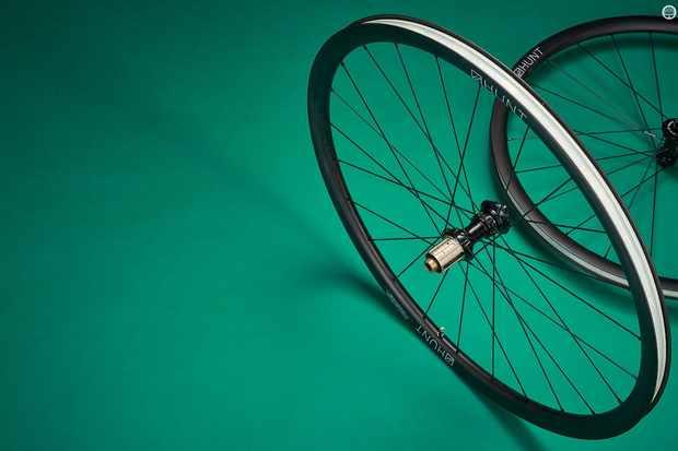 Hunt 30 Carbon Aero Disc wheels