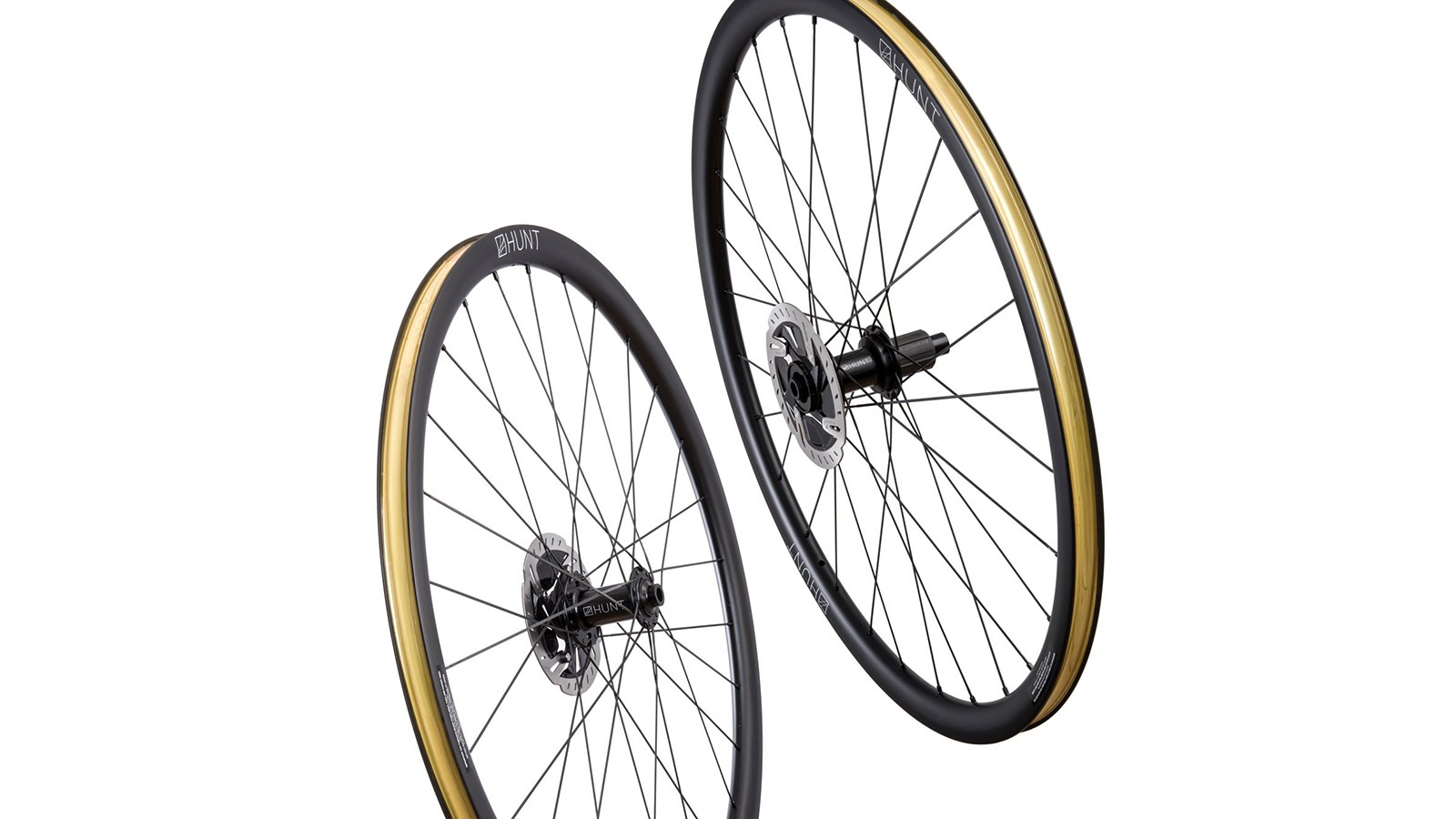 The new Hunt 30 Carbon Dynamo Disc wheelset