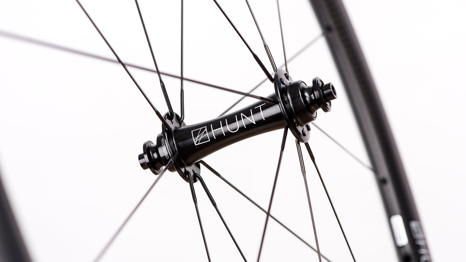 Lightweight everything: rims, spokes and hubs