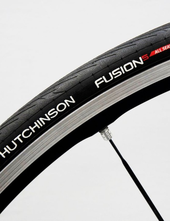 The Fusion 5 All Season is designed for mile munching in more challenging conditions
