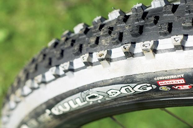 Versatile tyres that excel in the wet