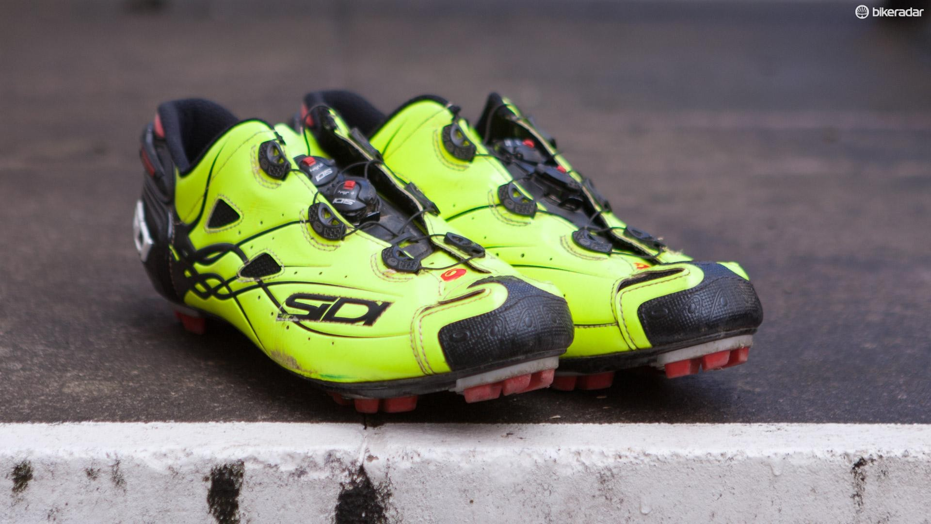 I've put some decent time in with the Sidi Tigers too