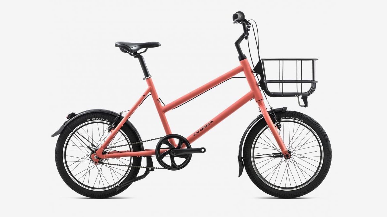 I rode an e-bike version of the Katu, but the £429 Katu 40 is the one that interests me most