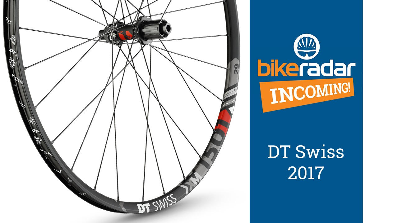 We check out DT Swiss' OXIC road wheels and Spline One MTB hoops