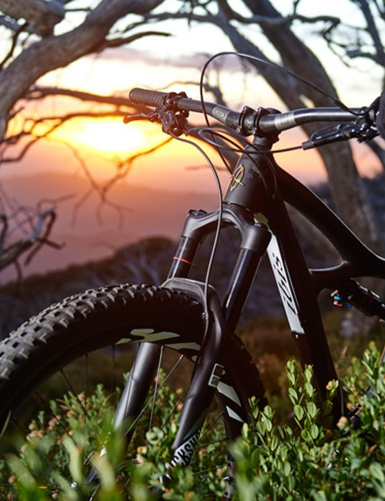 ibis seems pretty proud of its new Mojo 3. 'Our most versatile trail bike yet' is no small claim for the innovative company