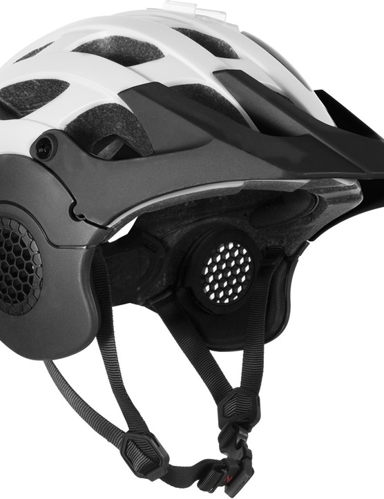 Lazer helmets will be showing off its latest Revolution mountain bike lid