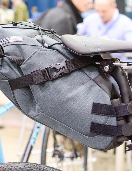 ...and this voluminous saddle bag