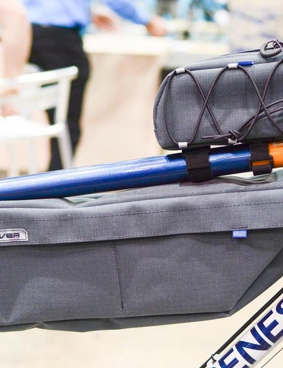The range also includes a bento box and frame bag