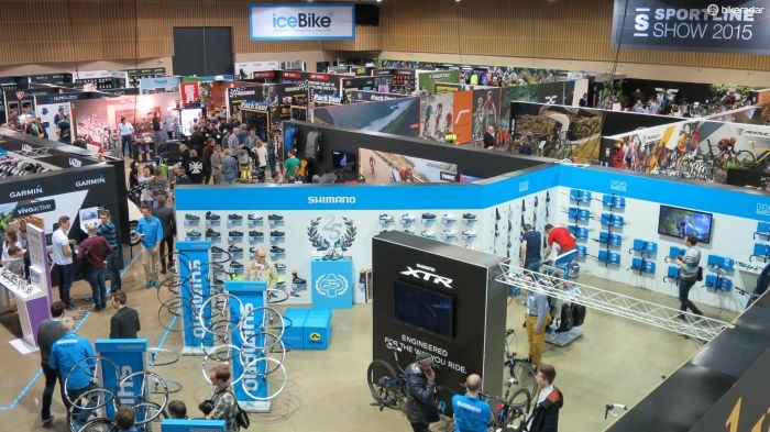 This year's iceBike* is full of UK product debuts