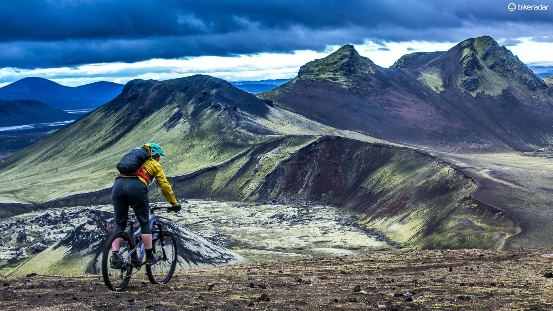 Iceland had been on my ride bucket list forever