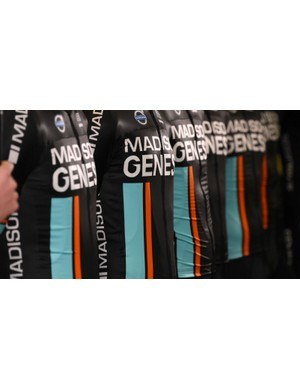 The latest Madison Genesis team launch will take place at iceBike* 2016