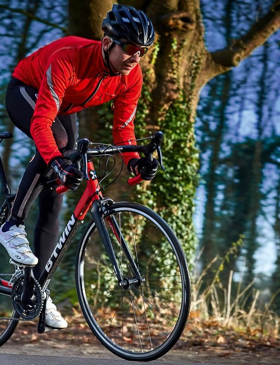 If getting the best kit for your money is important, BTwin's Triban 520 wins hands down