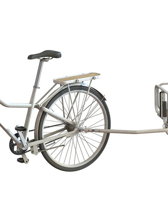 The Ikea Sladda bicycle