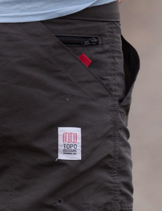 No cargo pockets gets a million thumbs up from me