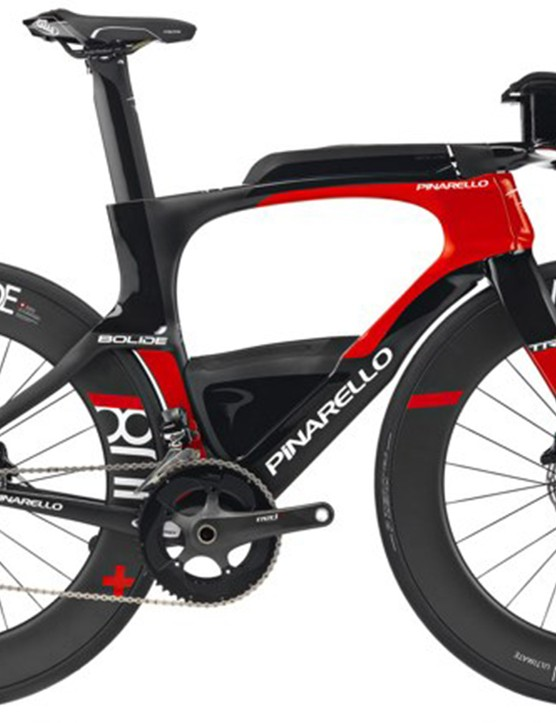 The new Pinarello Bolide TR+