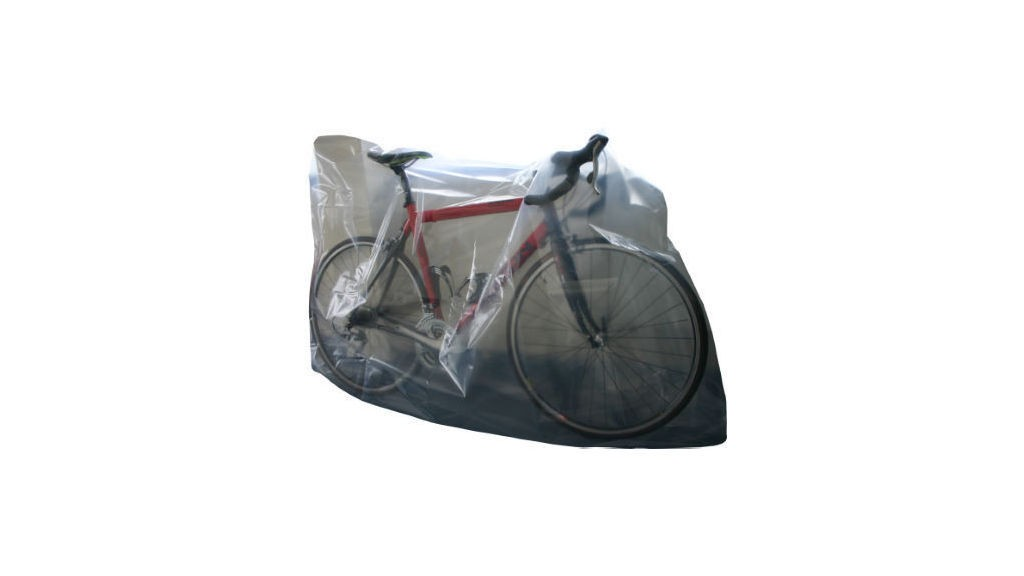 You could use a simple cycling bag, but further protection is recommended