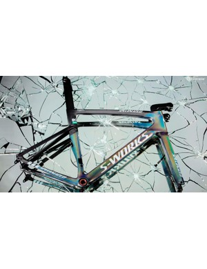 One of the Mirror framesets available