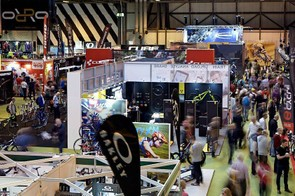 The Cycle Show is the UK's biggest cycling trade show, 23-25th September 2016