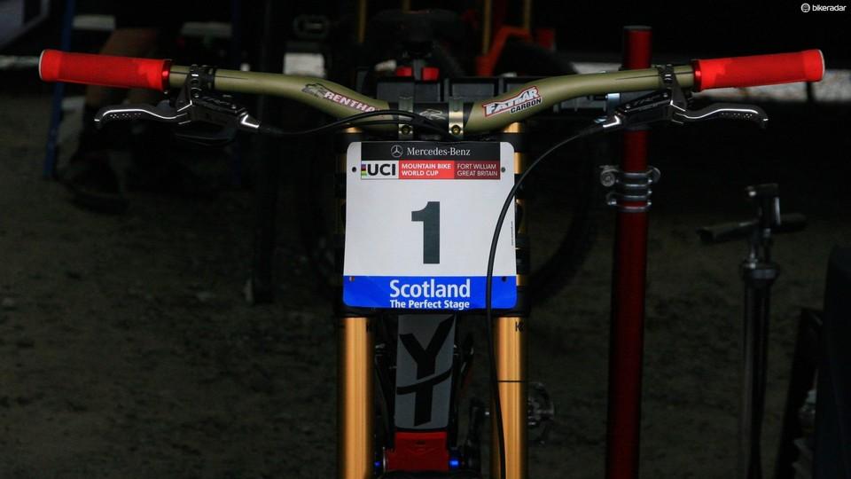 c496b7ac8ad Fort William Downhill World Cup tech gallery - BikeRadar
