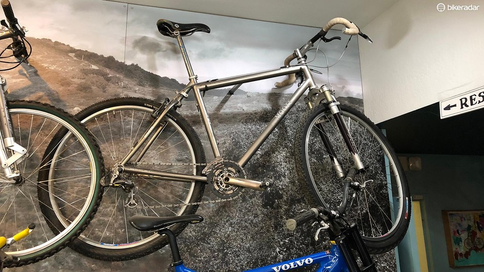 Inside the Marin Museum of Bicycling - BikeRadar