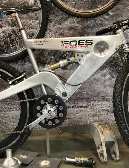 Foes Racing 1992 USA LTS 18 Prototype