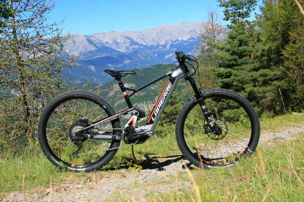 The AM 729i is the new Shimano powered e-bike from Lapierre