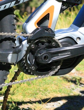 The Shimano Steps motor has impressed in testing
