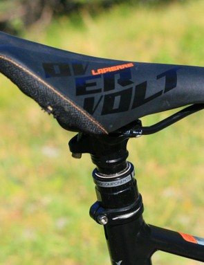 Lapierre claims its own dropper post has had very few returns to its warranty department