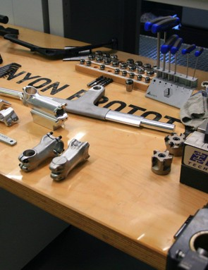 CNC prototyping means quick turn arounds of new ideas