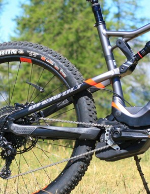 We've seen the OST+ suspension design on a number of Lapierre bikes over the years and it has always impressed