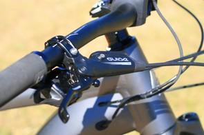 SRAM Guide RE brakes are popular on e-bikes