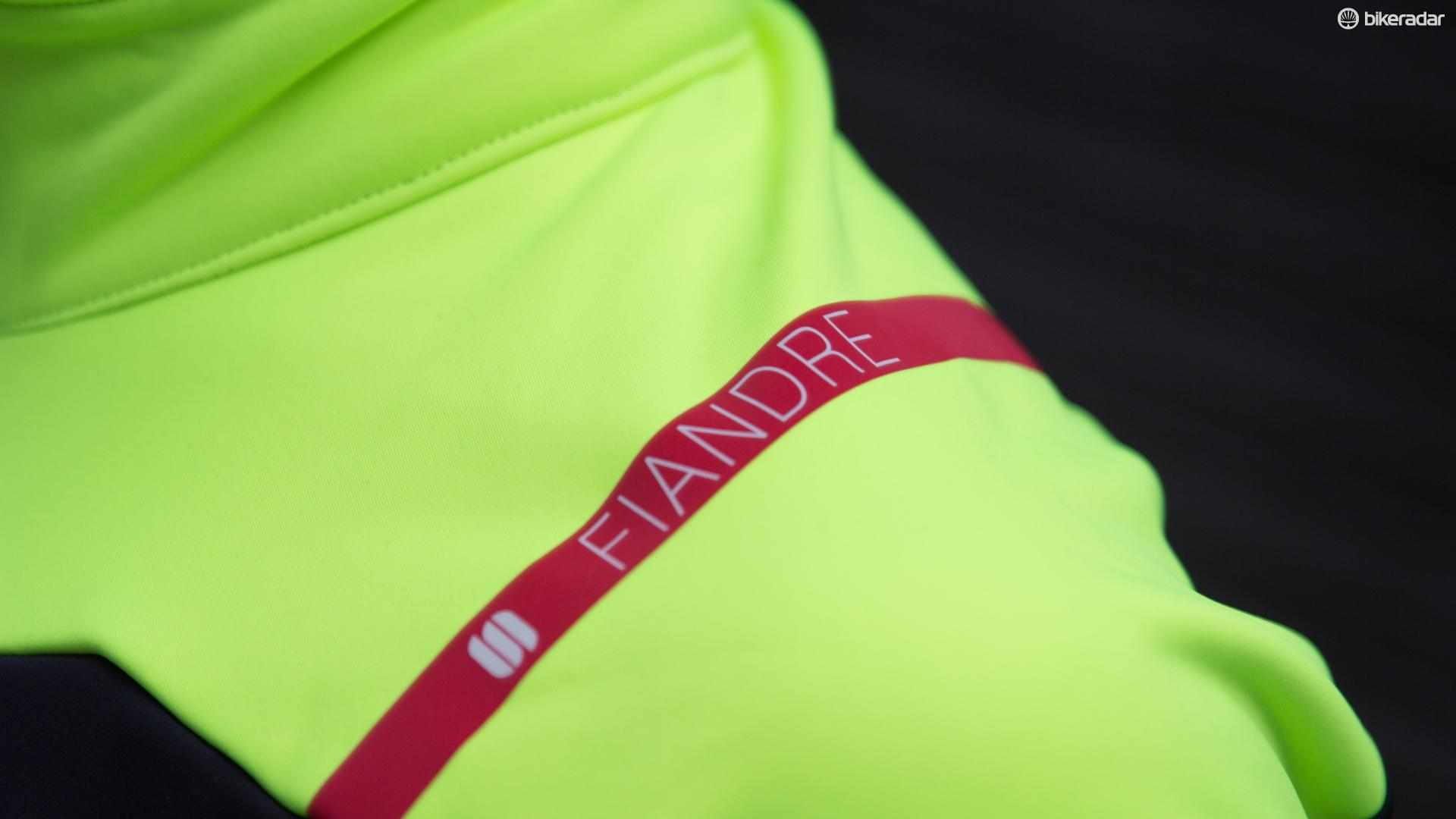 Sportful's Fiandre range is inspired by the changeable conditions of the Flanders region in Belgium