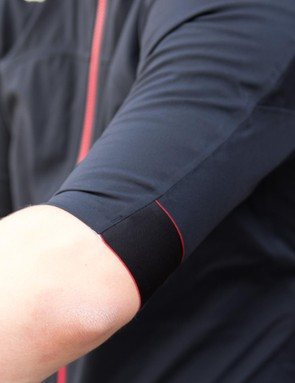 Although the sleeve features an elastic insert, they can still feel restrictive