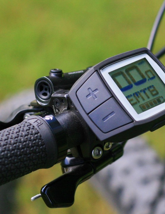 Bosch's e-MTB mode is the mode to go for when riding off road