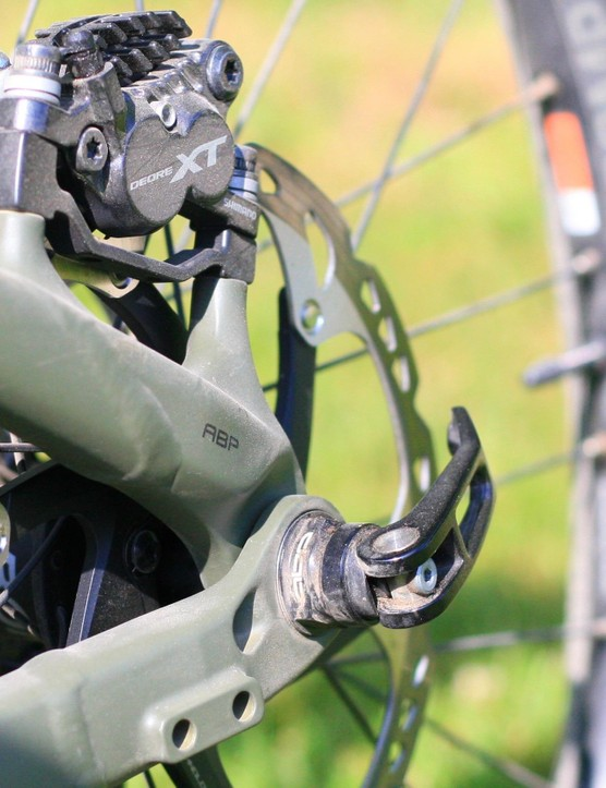 Trek has used their ABP suspension linkage for years
