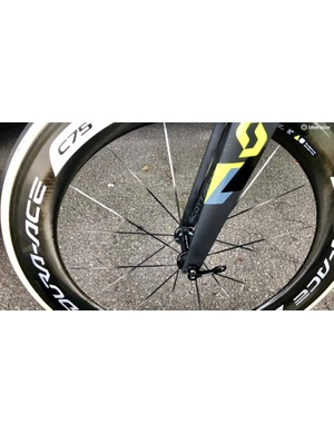 Shimano seldom makes the flashiest wheels, but they certainly make some of the most durable