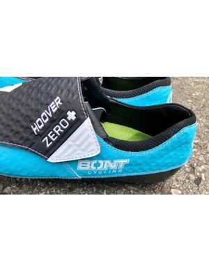 Gavin Hoover (Elevate-KHS) has custom TT shoes