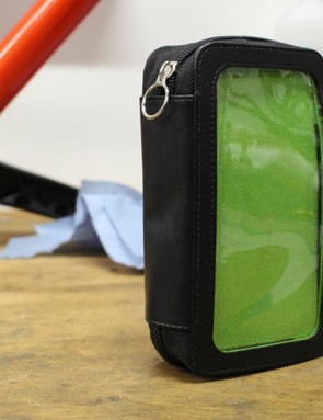 Always forgetting essentials when setting off on a ride? Us too – the VeloPouch should sort it