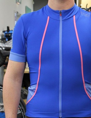 Gore's Oxygen Windstopper Soft Shell Jersey keeps out the chill, and has some excellent features