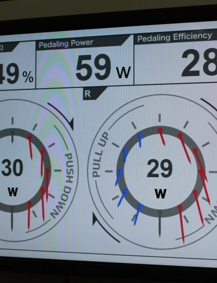 Pioneer has a unique way of measuring and displaying power production